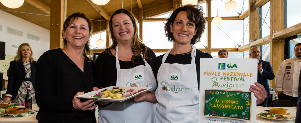 Agrichef Festival: il Veneto trionfa con i tortelli