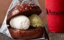 NY: mangereste un Gelato Burger?