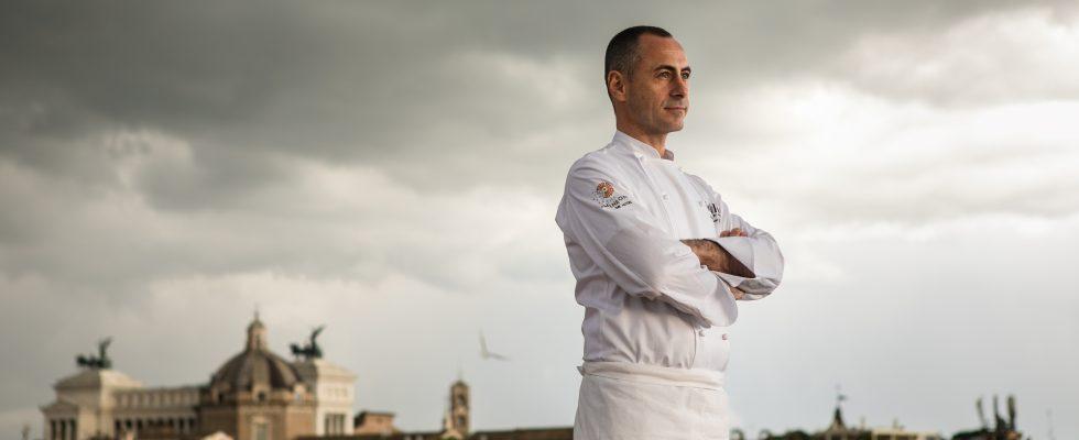 Francesco Apreda: a cena da Idylio aspettando la terrazza Divinity
