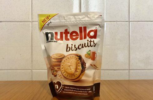 Mangiato da noi: Nutella Biscuits