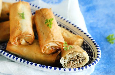Sigari marocchini: uno sfizioso aperitivo