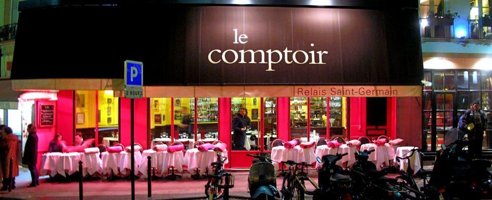 Le Comptoir du Relais, Parigi