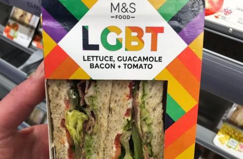 UK: nasce il sandwich LGBT, ma Internet non è d'accordo