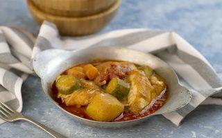 Maffè di pollo: ricetta senegalese