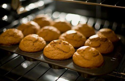 Muffin alla Nutella con impasto alla panna, la ricetta golosa