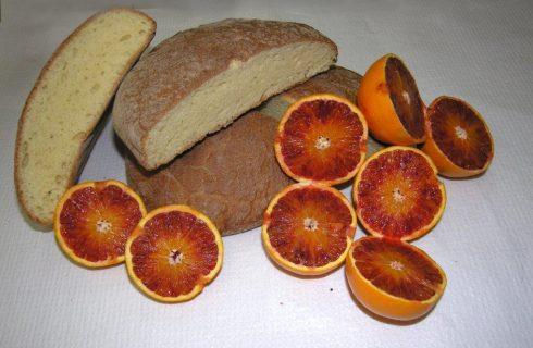 Tendenze: il pane alla farina di agrumi