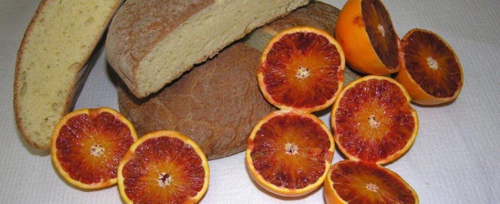 Se hai bisogno di fibre, mangia il pane con farina di agrumi