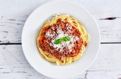 Perché si mette il parmigiano sulla pasta?
