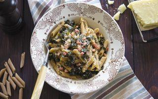 Pasta con cavolo nero: ricca e gustosa