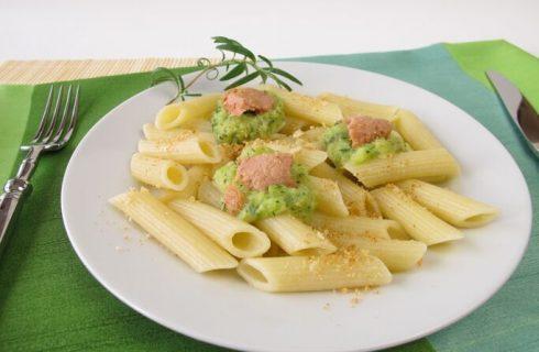 Pasta tonno e zucchine cremosa, la ricetta da provare