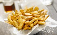 Come riscaldare le patatine fritte