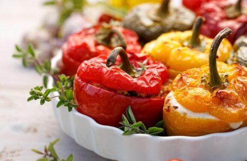 Peperoni ripieni di pasta di Anna Moroni, la ricetta facile