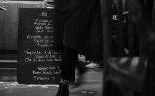 Racines, Parigi