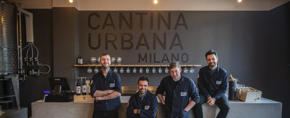 Cantina Urbana, Milano