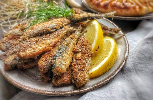 Riscaldare il pesce fritto avanzato con i consigli di Gustoblog