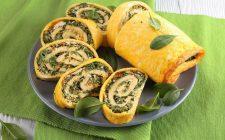 Rotolo di frittata con spinaci e ricotta, la ricetta sfiziosa