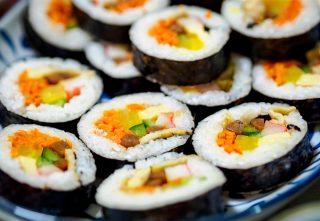 Cos'è il kimbap, il sushi coreano