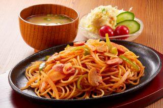 Naporitan, gli spaghetti giapponesi che fanno tremare gli italiani