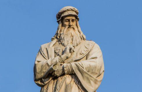 Leonardo da Vinci non era uno chef