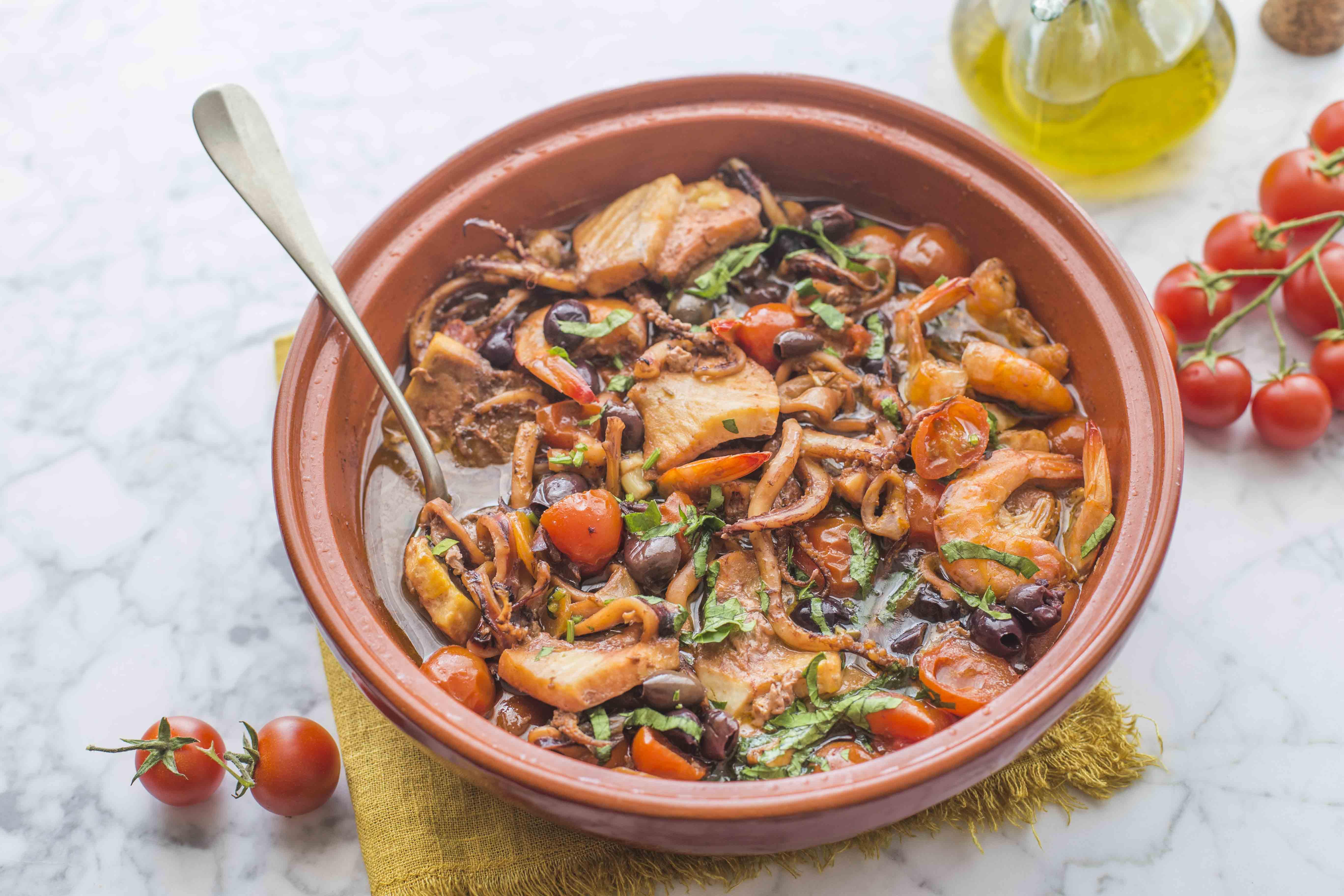 Ricetta Tajine Di Pesce Sapore Berbero Agrodolce
