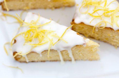 Torta al limone con 6 albumi, la ricetta di Cotto e Mangiato
