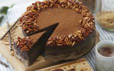 Ricette crudiste con il Bimby: la torta cremino