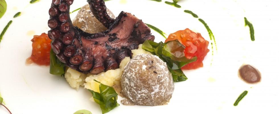 Top 3 dei migliori piatti di Antinoo's Lounge a Venezia
