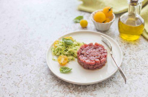Battuta di carne: classico della cucina italiana