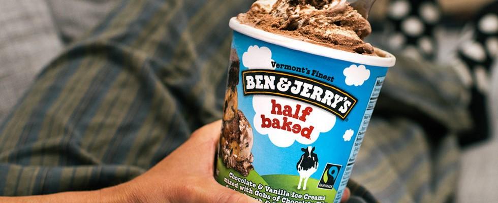 Ben & Jerry's lancia il gelato alla cannabis