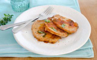 Braciole di maiale in umido: secondo piatto facile e saporito