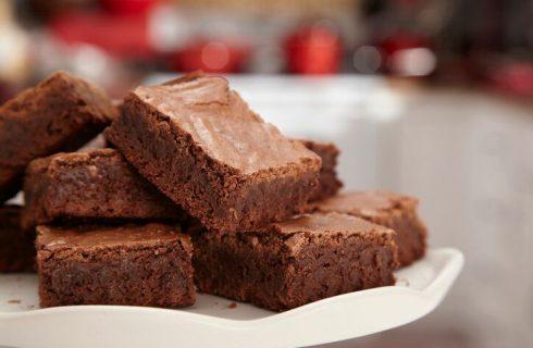 Brownies al cioccolato al latte, la ricetta golosa
