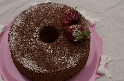La ricetta della chiffon cake alla Nutella