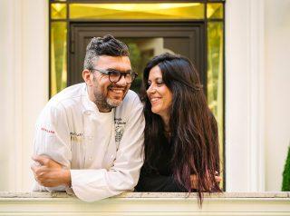 Riccardo Di Giacinto: sfida la sapidità nel menu ricco di All'Oro