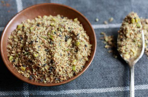 Dukka: il mix di spezie e frutta secca egiziano
