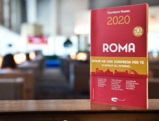 Roma e il meglio del Lazio 2020: la nuova guida del Gambero Rosso