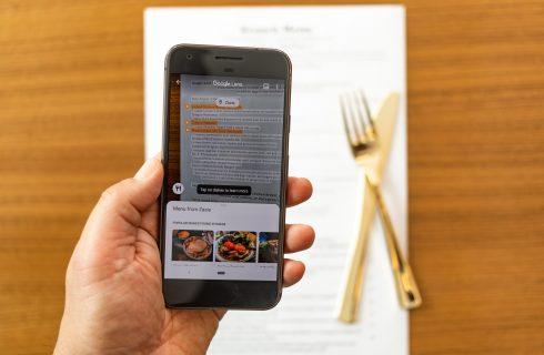 Lens: con Google la tua fotocamera svela recensioni e foto dei ristoranti