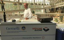 Heinz Beck cucina per il Gemelli di Roma