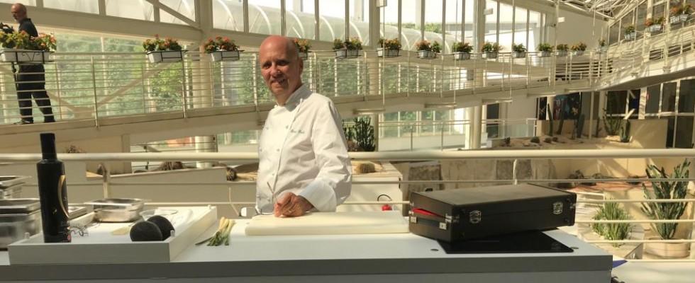 La Special Kitchen di Heinz Beck arriva al Policlinico Gemelli di Roma