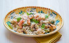 La ricetta dell'insalata di riso ai frutti di mare