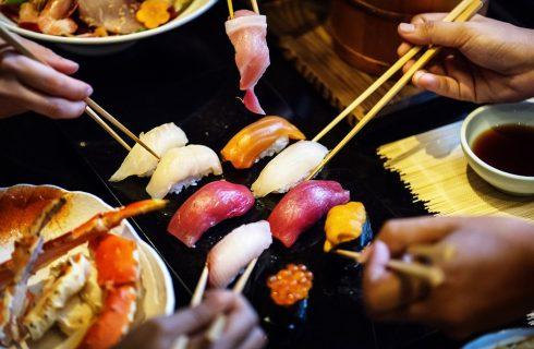 Oggi si celebra l'International Sushi Day 2019