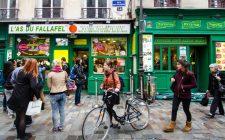 L'As du Fallafel, Parigi