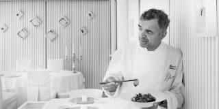 30 anni di Uliassi: il menu lab del 3 stelle di Senigallia