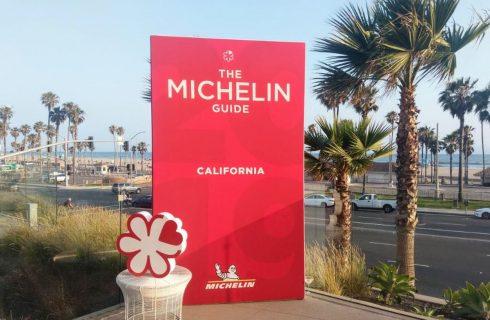 Le stelle della Michelin premiano tutta la California