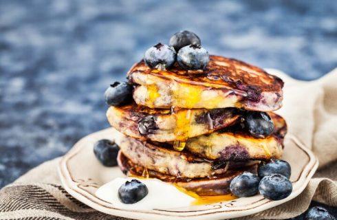 La ricetta dei pancake di Alessandro Borghese