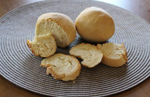 Pane con lievito in polvere: da portare in tavola subito