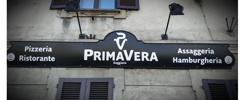 Pizzeria PrimaVera, Gaggiano
