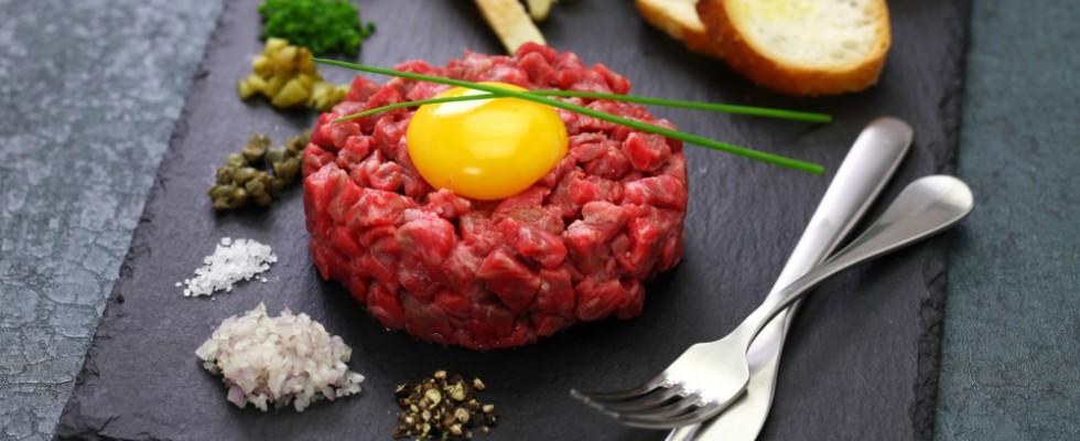 How to: preparare un'ottima tartare di carne anche a casa