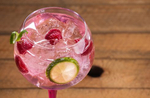 Se vi piace il gin, provatelo rosa