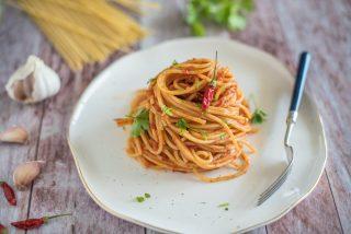 Spaghetti alla Corte d'Assise: piatto tipico della costa Ionica calabrese