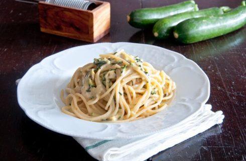 Spaghetti alla Nerano di Anna Moroni, la ricetta facile